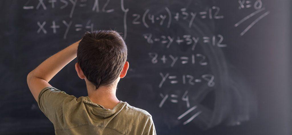 Por qué se rechazan las matemáticas