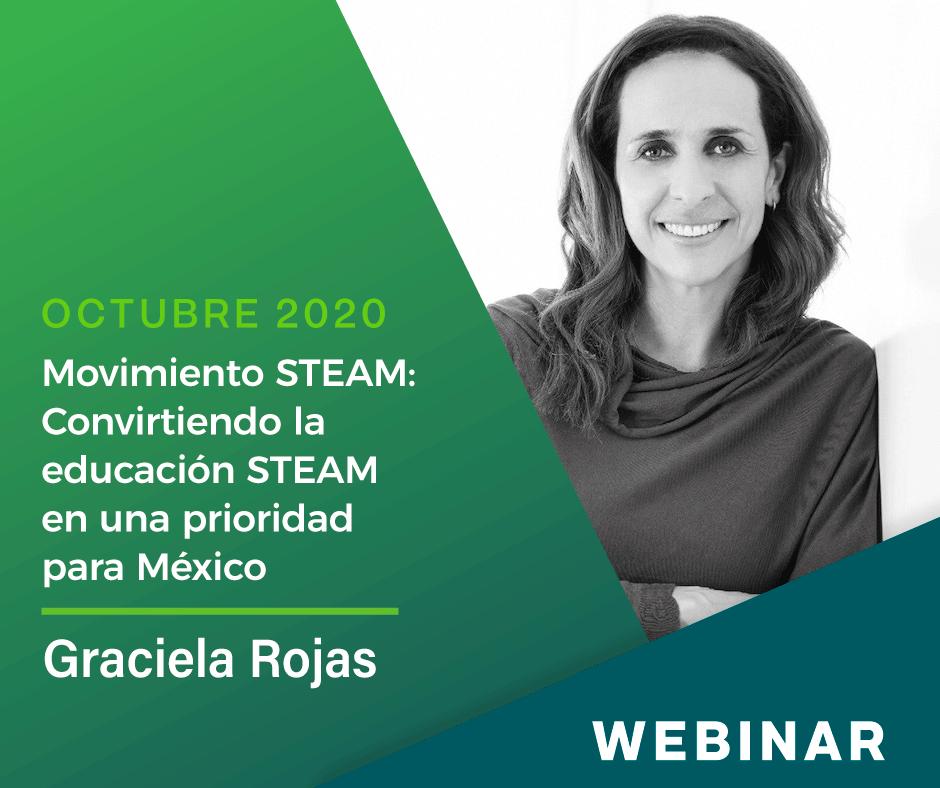 Convirtiendo la educación STEAM en una prioridad para México