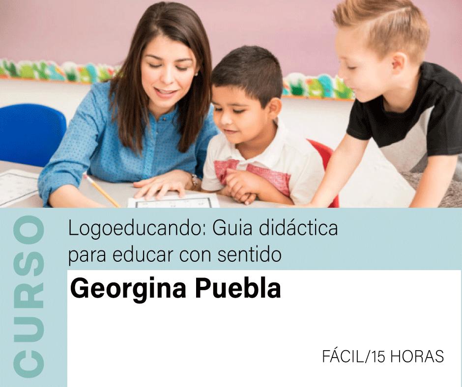 Curso: Logoeducando: Guía didáctica para educar con sentido