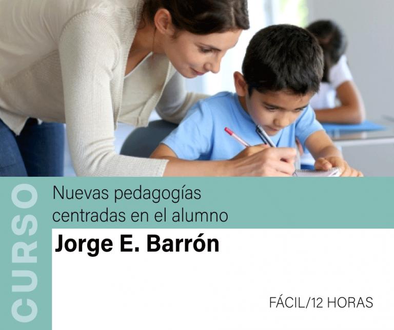 Curso: Nuevas pedagogías centradas en el alumno