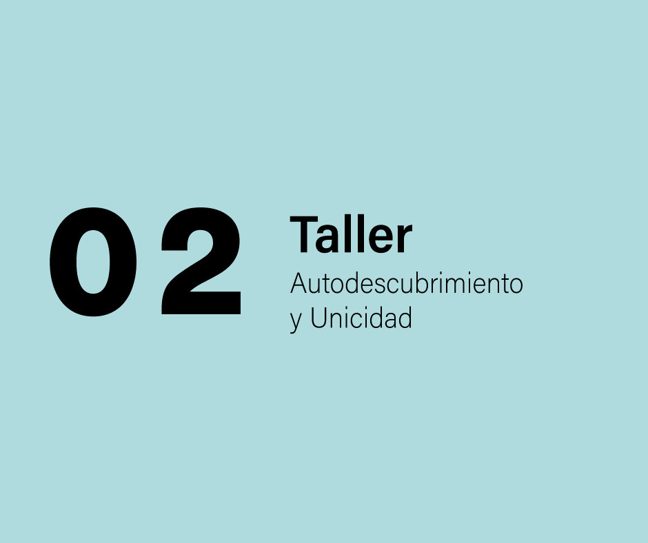 Taller 2: Autodescubrimiento y Unicidad